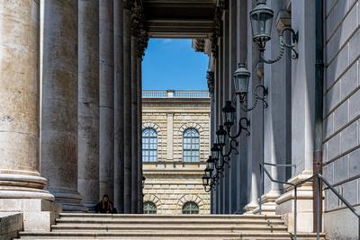 Bayerische Staatsoper, München, Deutschland